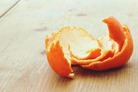 orange peel natural beauty tips