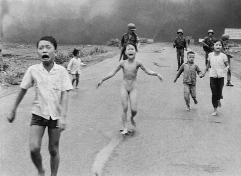 "The ""Napalm Girl"" Is Finally Getting the Treatment She Deserves"