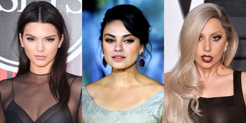 21 Perfect Hair-and-Neckline Combos for Every Party Dress You Own