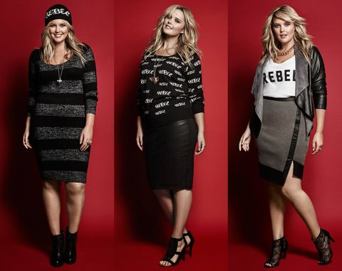 653aa62b210 Rebel Wilson Unveils New Plus-Size Fashion Line - Rebel for Torrid ...
