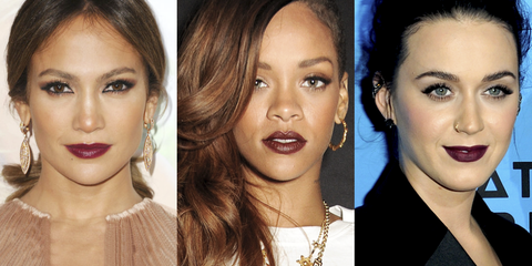 10 Burgundy Lip Shades That Look Gorgeous on Every Skin Tone
