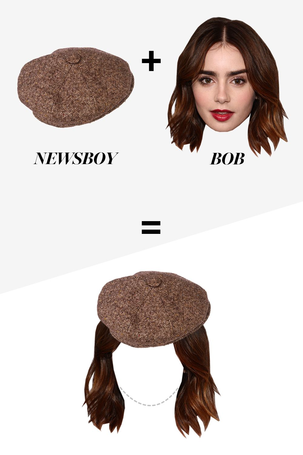What Hairstyle Works with Hat Styles - Finding a Cute Hat for Hairdo