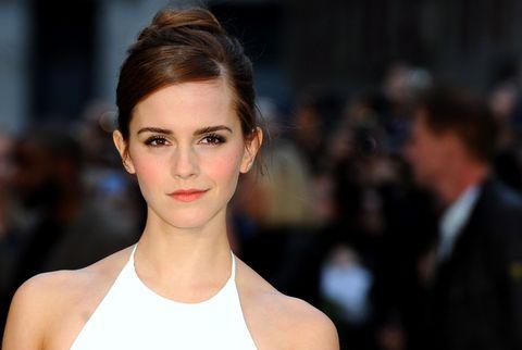 Emma Watson Hates Hermione's Hair