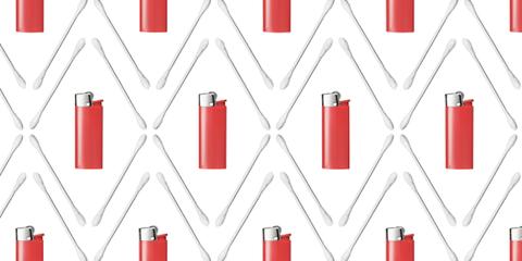 Red, Orange, Line, Colorfulness, Coquelicot, Carmine, Cylinder,
