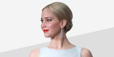 Ear, Earrings, Lip, Hairstyle, Skin, Chin, Forehead, Shoulder, Eyebrow, Eyelash,