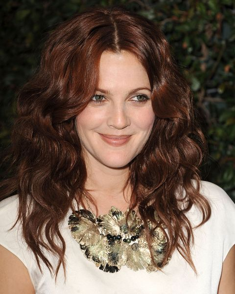 Photo Of Dark Auburn Hair Color