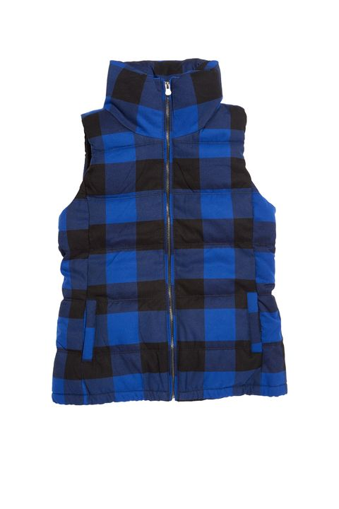 "<p>Is it lumbersexual? Do we hate that word? Who cares, it's cute!</p><p><strong>Old Navy Plaid Puffer Vest, $34.94; <a href=""http://oldnavy.gap.com/browse/product.do?cid=74686&tid=onsm004538&vid=1&pid=142361012"" target=""_blank"">oldnavy.com</a>.</strong><br></p>"