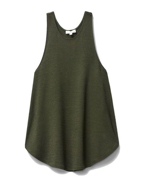 Sleeve, Dress, Neck, Pattern, Grey, Sleeveless shirt, One-piece garment, Active shirt, Day dress, Active tank,