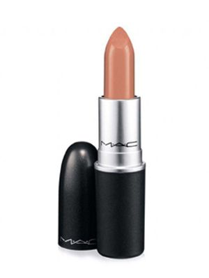 "<p>For the uninitiated, this is a great place to start. MAC is a beauty authority and this shade won't be overpowering.</p><p><strong>MAC Lipstick in Myth, $17; </strong><a href=""http://www.maccosmetics.com/product/13854/310/Products/Makeup/Lips/Lipstick/Lipstick#/shade/Myth"" target=""_blank""><strong>mac.com</strong></a></p>"