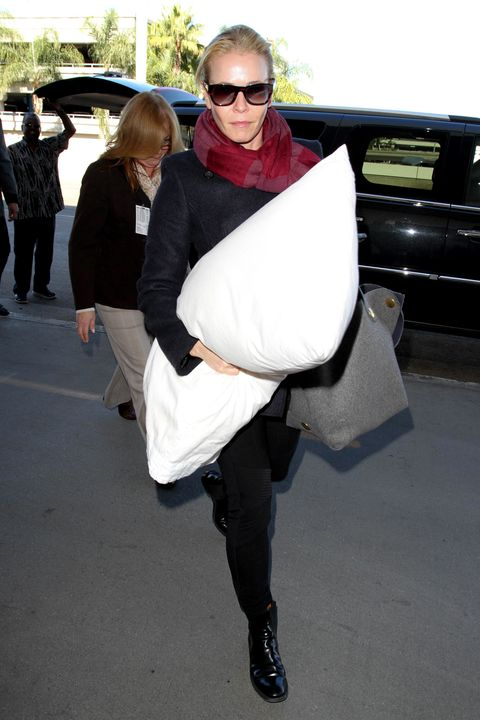 <p>When you<em> just can't</em> with the puny neck pillow thing.</p>