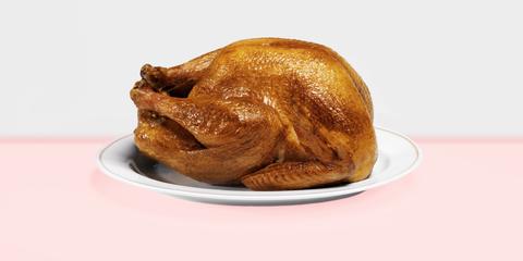 Food, Turkey meat, Chicken meat, Hendl, Roast goose, Serveware, Drunken chicken, Dinner, Duck meat, Cooking,
