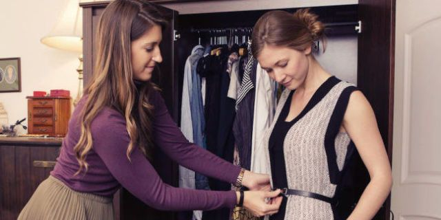 Normal Person Hires a Stylist What a Personal Stylist Does
