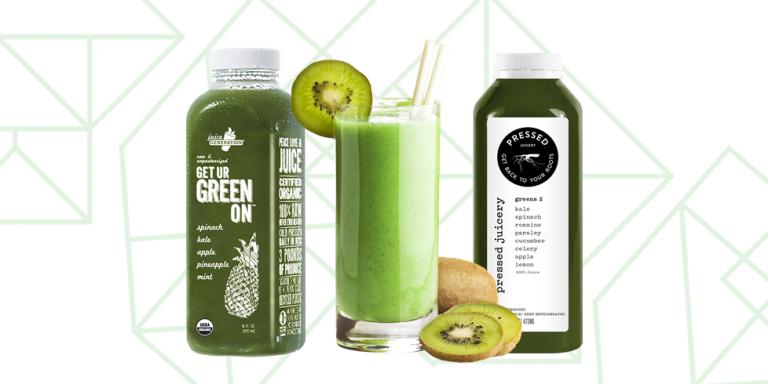 6 Green Juice Detox Recipes That Don't Taste Like Grass