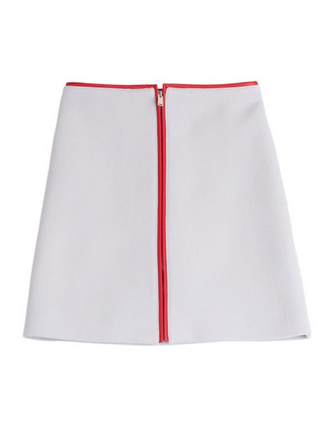 """<p>The future is clean and structured, and Courreges will help you get there.</p><p>Price: $785 ; <a target=""""_blank"""" href=""""http://www.stylebop.com/product_details.php?id=622102"""">stylebop.com</a><br></p>"""