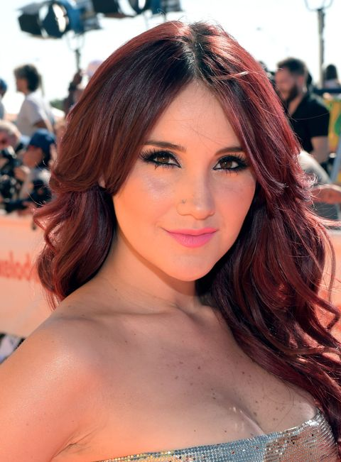 <p>The Mexican actress and singer was once a part of super popular music group RBD, which was formed from a band made for a telenovela. (They sold 57 million albums, NBD.) She went on to release two solo albums under Universal, and has since starred in more popular telenovelas. </p>