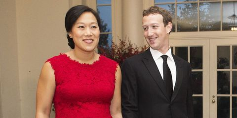 Mark Zuckerberg and Priscilla Chan Welcome Baby Max