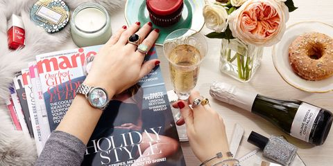 Finger, Wrist, Hand, Wine bottle, Nail, Fashion accessory, Watch, Drinkware, Peach, Glass bottle,