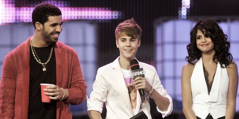 Drake, Secret Preteen, Is Rooting for Justin and Selena to Get Back Together