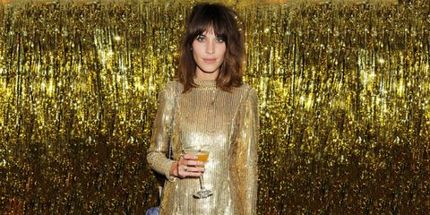 How to Wear Sparkle Without Looking Tacky