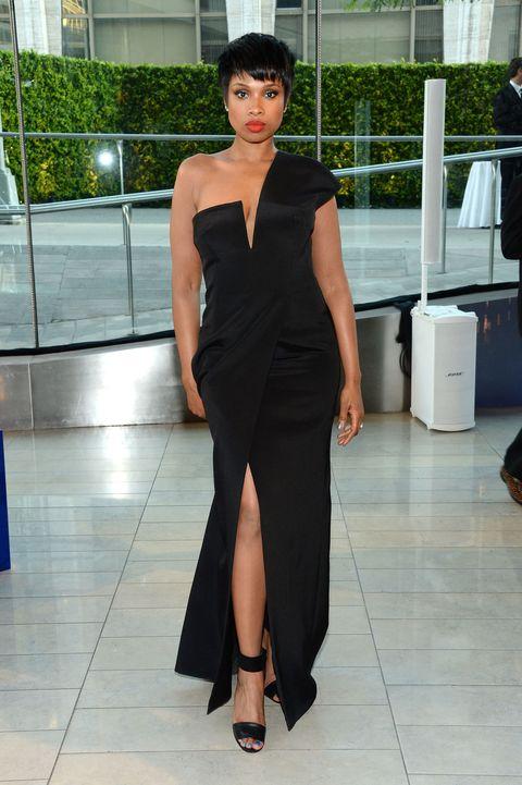 Shoulder, Joint, Style, Dress, Fashion model, Waist, Fashion, Black hair, One-piece garment, Model,