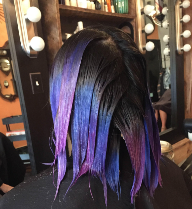 All The 2015 Hair Trends Biggest Hair Color Trends Of 2015