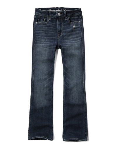 "<p>Abercrombie & Fitch flared jeans, $39, <a href=""http://www.abercrombie.com/shop/us/womens-flare-jeans/a-and-f-flare-jeans-6125075_01?ofp=true"">abercrombie.com</a>.</p>"
