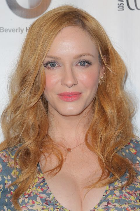 Gorgeous Strawberry Blonde Hair Color