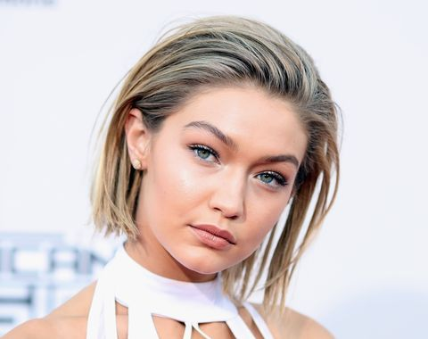 "<p>Yes, Kylie Jenner is the <a href=""http://www.marieclaire.com/beauty/news/g3161/kylie-jenner-wigs/"" target=""_blank"">queen of wigs</a>, but as Gigi Hadid <a href=""http://www.marieclaire.com/celebrity/news/a17126/gigi-hadid-lob/"" target=""_blank"">proved at the AMAs</a>, it doesn't have to mean a drastic color change. The supermodel tricked us all into thinking she went for the chop, when in reality it was clever-as-a-fox hairstylist Bryce Scarlett who used a partial wig on the back of her head to give her the bob look.</p><p>Whether bold and candy-colored  like one of Jenner's hair pieces or a bit more deceiving like Hadid's, there's bound to be even more wig play come award's season.</p>"