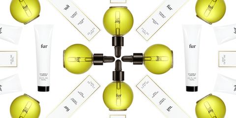 Fur Pubic Oil - Hair Oil for Pubic Hair