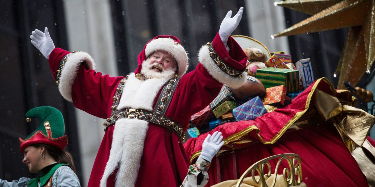 This Is What Santa Claus Actually Looked Like, According to Science