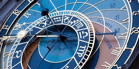 Blue, Colorfulness, Azure, Clock, Circle, Electric blue, Majorelle blue, Design, Watch, Symmetry,