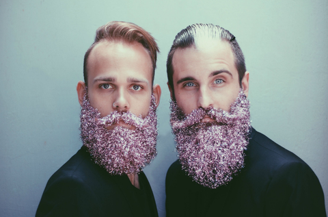 <p>This one's for the boys. Glitter is so tempting these days men have taken matters into their own hands, or rather, um, whiskers, packing glitter into their beards for a decidedly disco look. The hashtag #glitterbeard has already racked up pictures in the thousands, so don't be surprised if your boyfriend is secretly dipping into your glitter stash.</p>