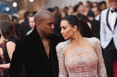 Kanye West Gave Kim Kardashian 150 Presents This Christmas