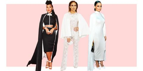 Your Comprehensive Guide to Celebrities Wearing Capes