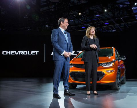 Meet the Woman Completely Shaking Up the Auto Industry