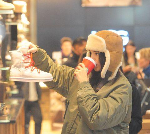 Retail, Costume, Bag, Glove, Service, Mask, Shopping, Customer,