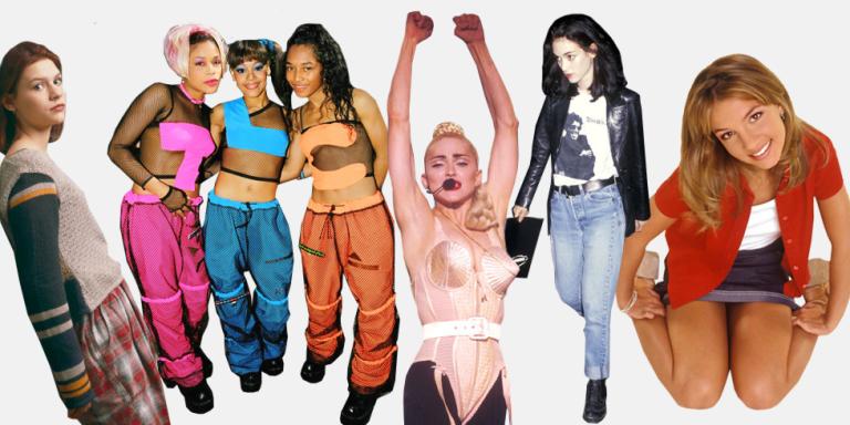 late fashion trend