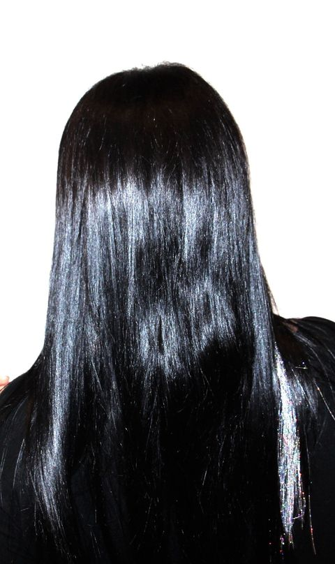 Hair Icicles Trend Glitter Hair Icicles Extensions 2016