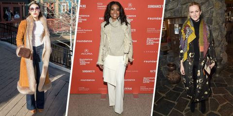 These Sundance Looks Are All the Cold-Weather Inspiration You Need