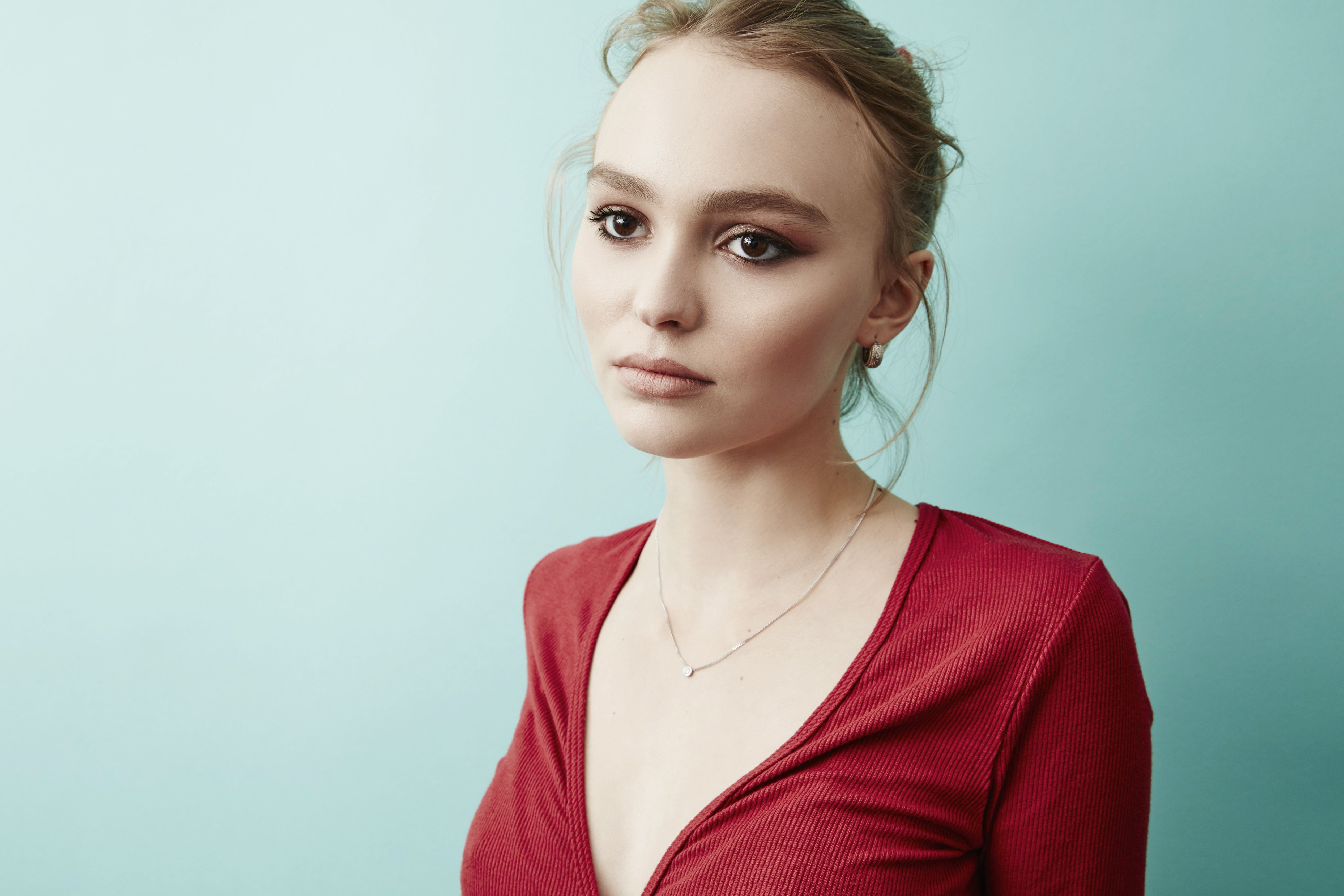 Lily-Rose Depp Clarifies Being Labeled Queer