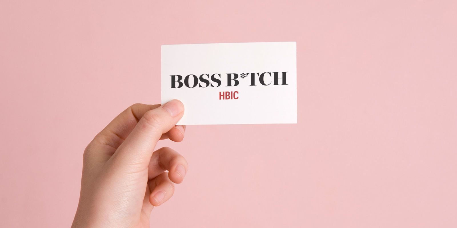 The Modern Girl's Guide to Business Card Etiquette