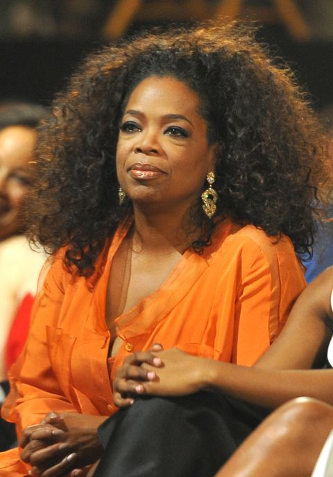 "<p>The mogul has been open about the sexual abuse she endured at a young age in order for women to feel like they have a voice. ""Anybody who has been verbally abused or physically abused will spend a great deal of their life rebuilding their esteem,"" <a href=""http://www.cbsnews.com/news/oprah-winfrey-discusses-abuse-during-chat-with-david-letterman/"" target=""_blank"">she said</a>. ""Everybody has a story and your story is as equally as valuable and important as my story. My story just helped define and shape me as does everybody's story.""<span></span></p>"