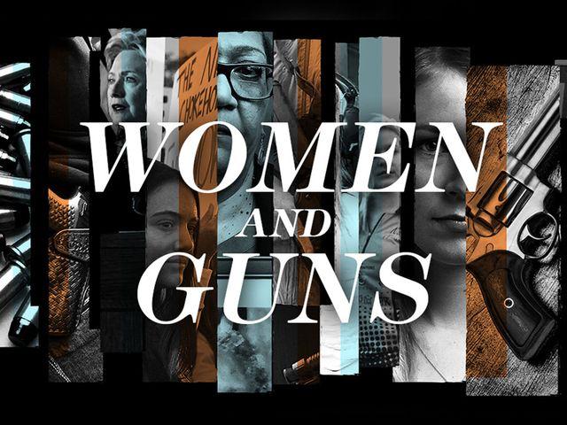 879cf52e Women and Guns - Women's Views on Gun Control, Gun Safety, and Gun ...