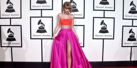 Human, Magenta, Pink, Flooring, Style, Purple, Dress, Waist, Gown, Fashion,