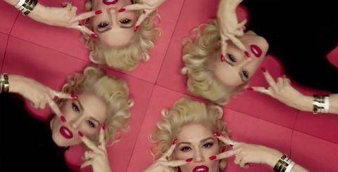 Finger, Lip, Chin, Forehead, Hand, Pink, Style, Eyelash, Nail, Eye shadow,