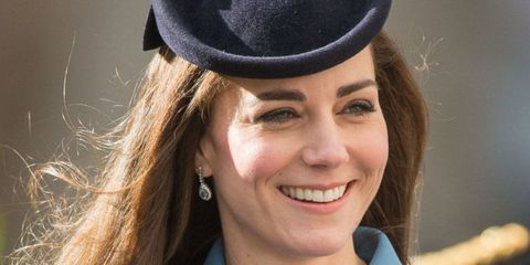 Kate Middleton Is Rocking Her Magazine Editor Hat Today