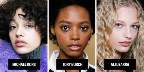 "<p>At long last, fashion week is embracing individuality and thus natural texture on the runway. Backstage at Altuzarra, hairstylist Odile Gilbert simply zhooshed up the born-with-it ringlets on models like Pooja Mor, Binx Walton, and Frederikke Sofie. Similarly fuzzy curl looks were standouts at Tory Burch and DVF. And of course an honorable mention must go out to <a href=""http://www.textureontherunway.com/"" target=""_blank"">Texture on the Runway</a>, which has been celebrating individual texture for the past couple of years!</p>"