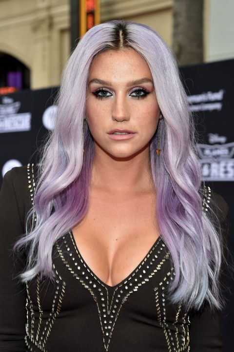 Lip, Hairstyle, Eyebrow, Pink, Style, Eyelash, Long hair, Violet, Beauty, Purple,