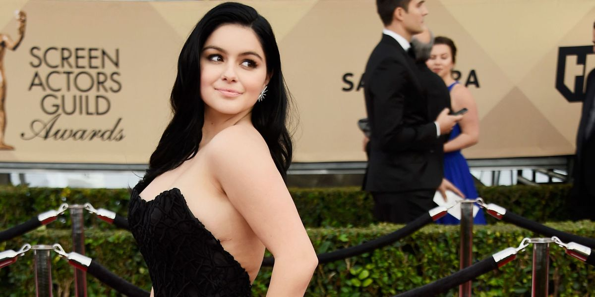 Ariel Winter Says She Received Quot Gross Quot Messages From Men