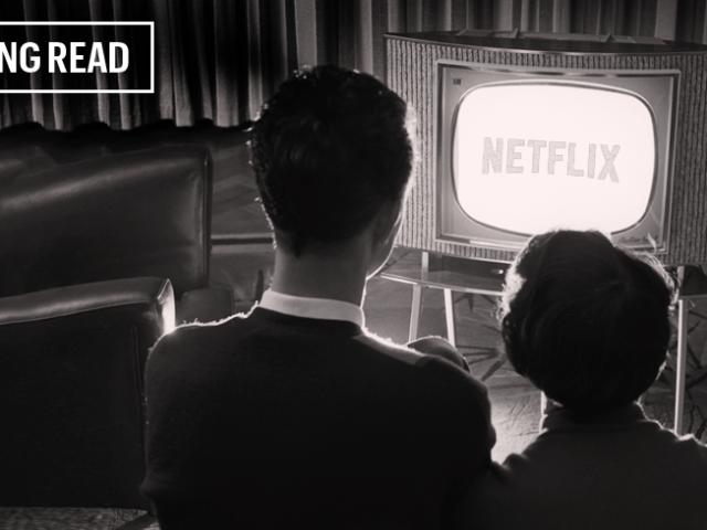 How the Netflix Algorithm Weighs Race
